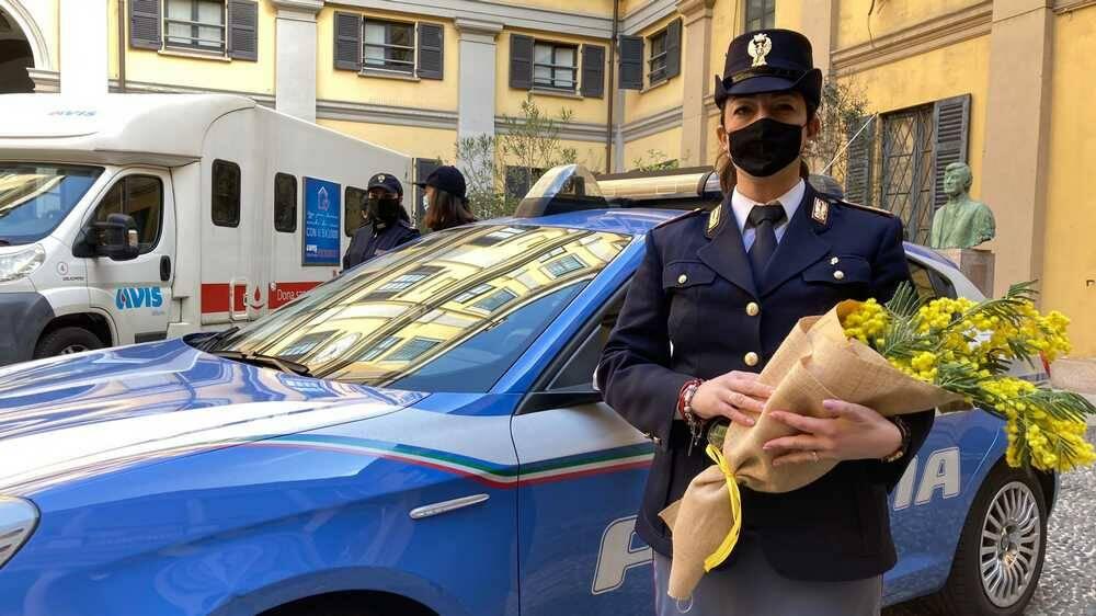 Polizia di Stato Avis Questura di Milano giornata della donna