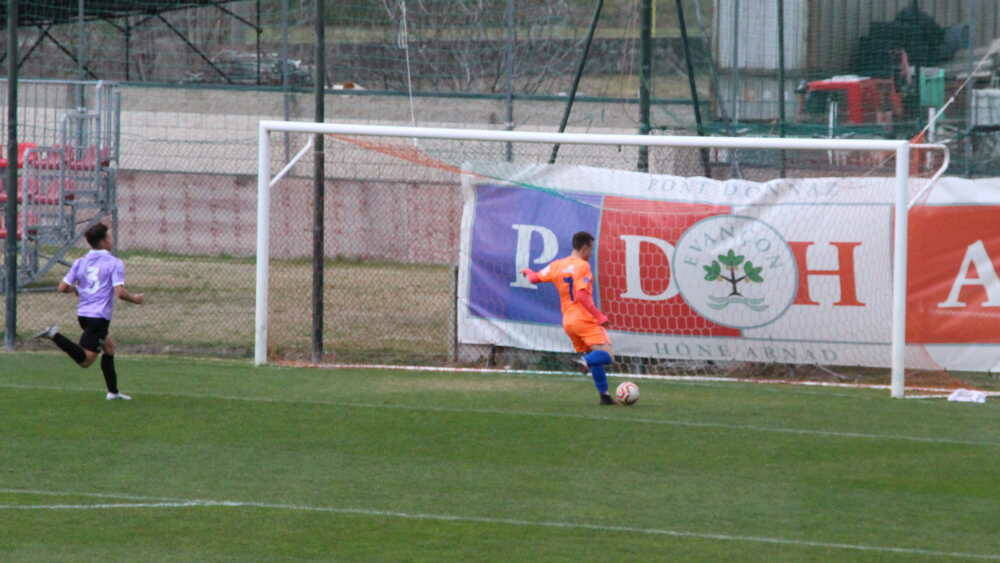 Pont Donnaz HEA-Legnano 2-0