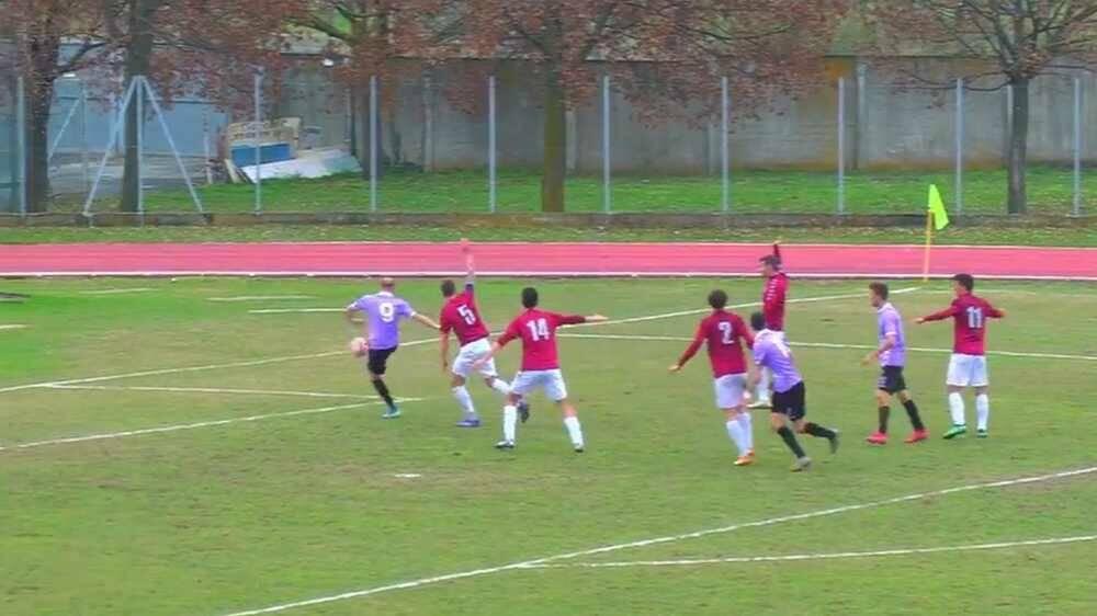 Saluzzo-Legnano 1-2