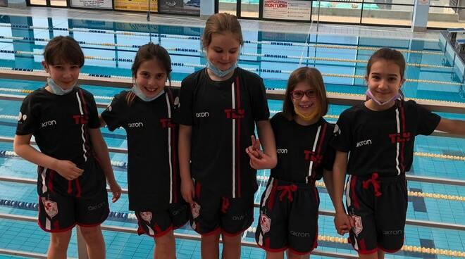 Team Legnano Nuoto Esordienti