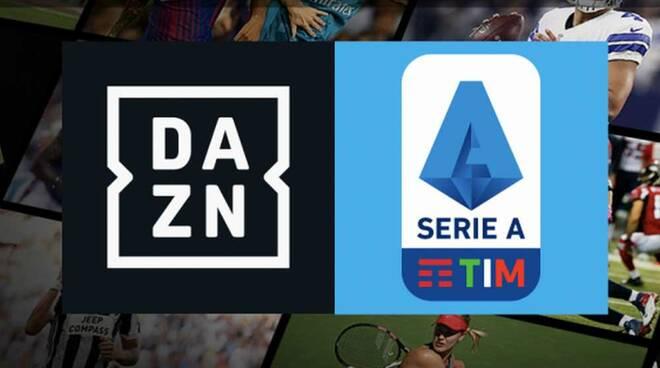 DAZN un problema tecnico oscura Inter-Cagliari e Verona-Lazio