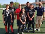 Evaluation Camp Nazionale Under 15 Flag Football Torino aprile 2021