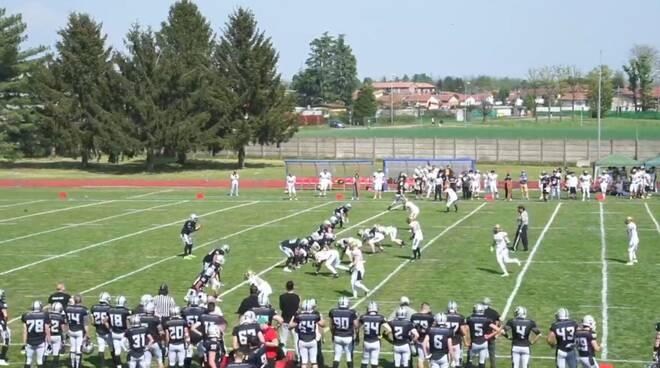 Frogs Legnano-Lions Bergamo 0-38