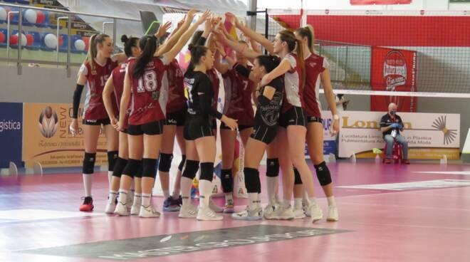 Futura Volley Giovani-Cda Talmassons 3-1