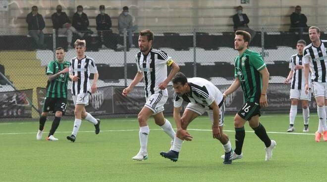 Lavagnese-Castellanzese 2-2
