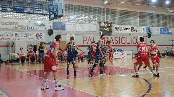 Milano3 Basket