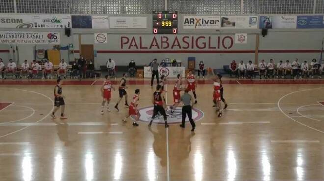 Milano3-Knights Legnano 70-68