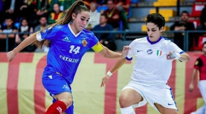 Nazionale Femminile Football Sala Federazione Italiana Football Sala