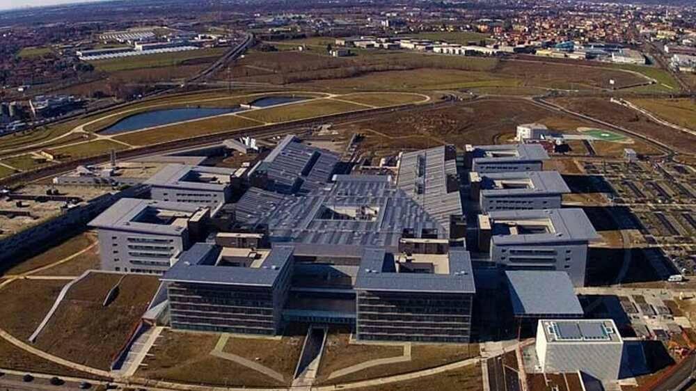 Ospedale Papa Giovanni XXIII Bergamo