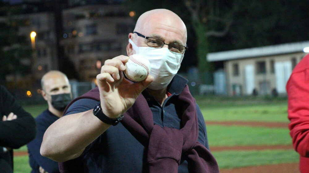Roberto Bianchi e Alessandro Flisi ospiti del Legnano Baseball
