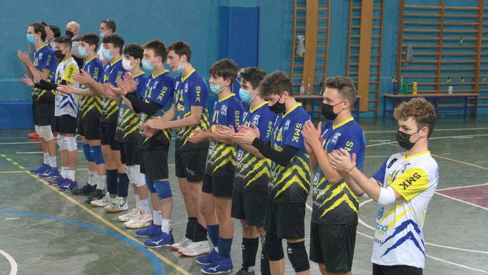 SM Kolbe Legnano Volley maschile Under 19