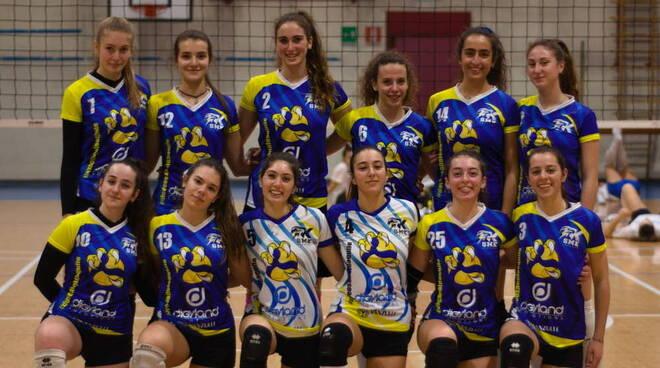 SM Kolbe Legnano Volley femminile Under 19