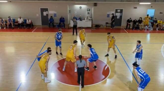 Wiz Basket Legnano-Basket Venegono 60-49