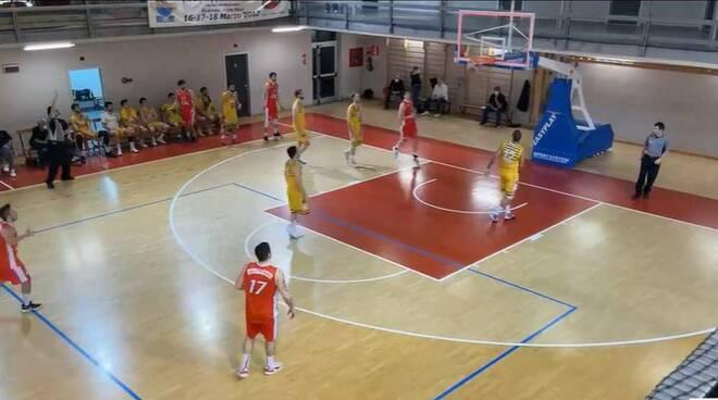 Wiz Basket Legnano - Castronno 60-61