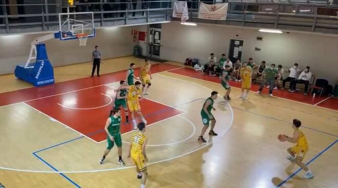 WIZ Legnano 91 – Marnate 72-73