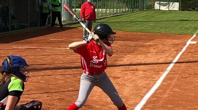Amichevole Bussolengo-Legnano softball 7-6