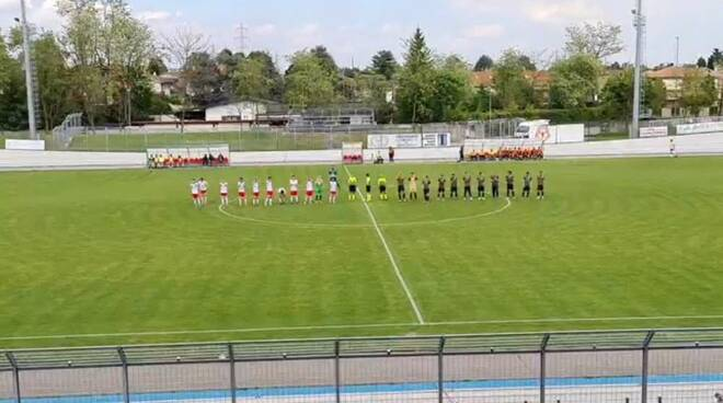 Arconatese-Città di Varese 0-0