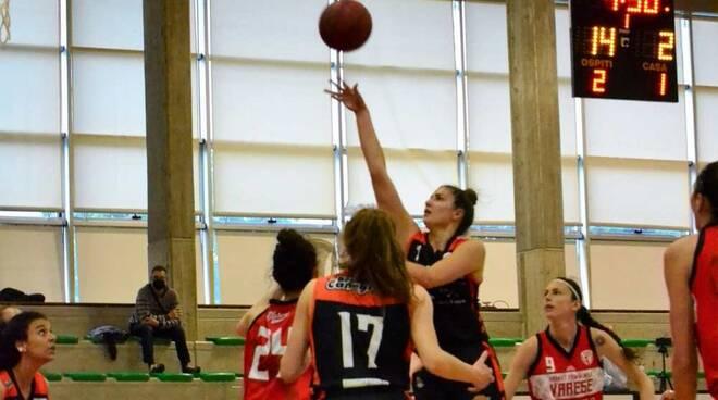 Bulldog Basket Canegrate-Basket Varese 47-55