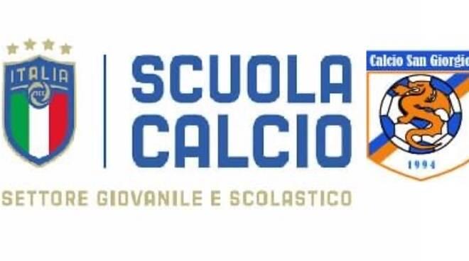 """CALCIO SAN GIORGIO diventa """"Scuola Calcio Riconosciuta"""" FIGC"""