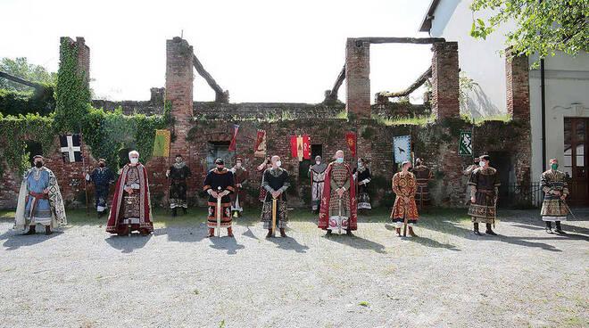 Castello di Legnano cortometraggio Palio di Legnano