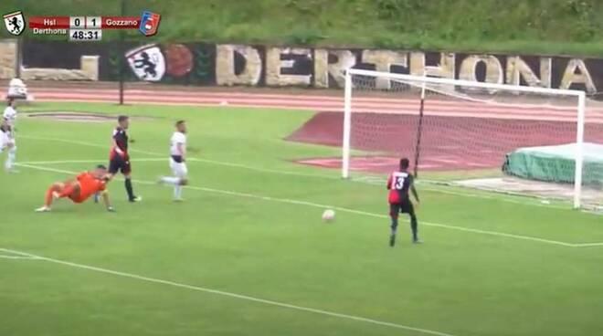 Derthona-Gozzano 0-2