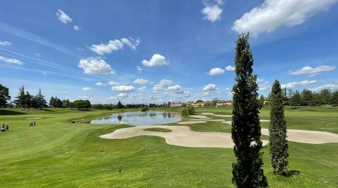Golf Club le Robinie Solbiate Olona