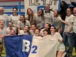GSO Villa Cortese promozione Serie B2 Volley femminile
