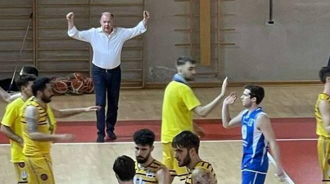 Guido D'Azario presidente Wiz Basket Legnano 91