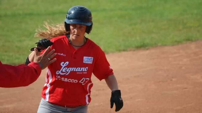 La Loggia-Legnano softball 9-6