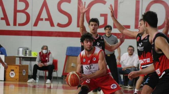 Milano3 Basket-Knights Legnano