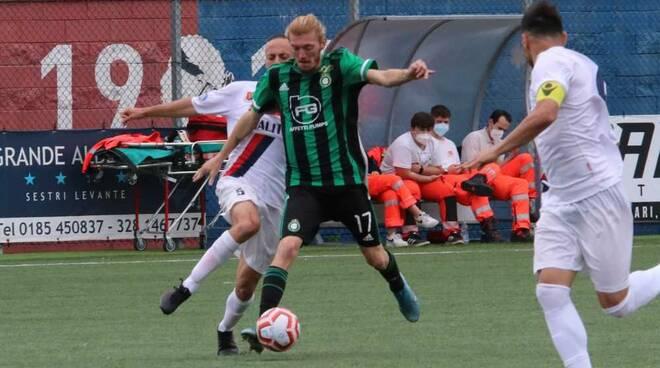 Sestri Levante-Castellanzese 4-0