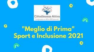 Sport e inclusione 2021 Cittadinanza Attiva ODV