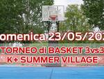 Torneo basket 3 contro 3 Palaborsani