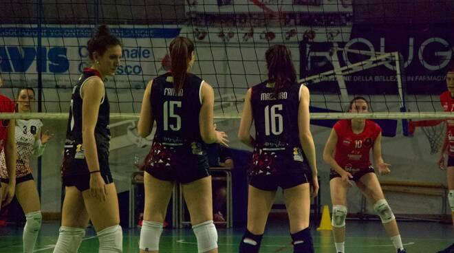 Volley 2001 Garlasco-FoCoL 3-2