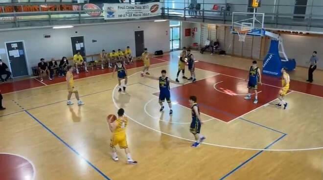 WIZ Legnano '91 - Basketball Casorate 67 - 56