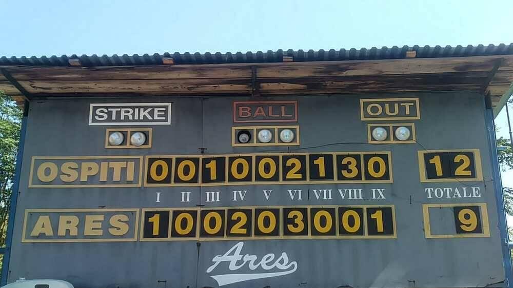Ares Milano-Legnano Baseball
