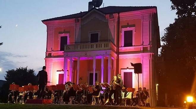 Biblioteca Villa Adele San Vittore Olona