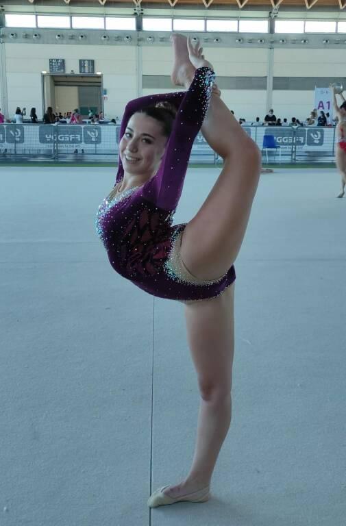 Ginnastica Skill: Un argento ai campionati nazionali