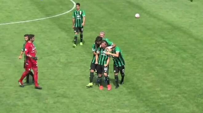 Castellanzese-Folgore Caratese 3-1