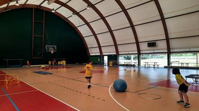 City Camp 2021 Bulldog Basket Canegrate