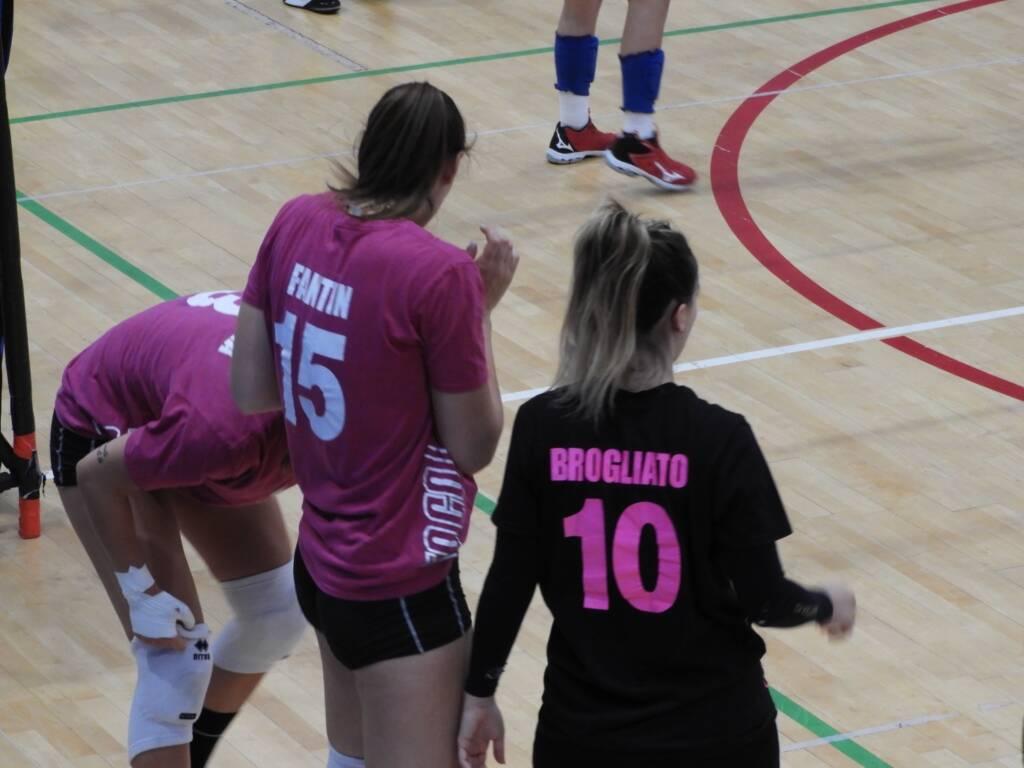 De Mitri - energia 4.0 - FoCoL Volley Legnano 1-3