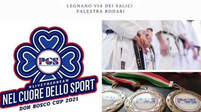 Don Bosco Cup di Karate 2021