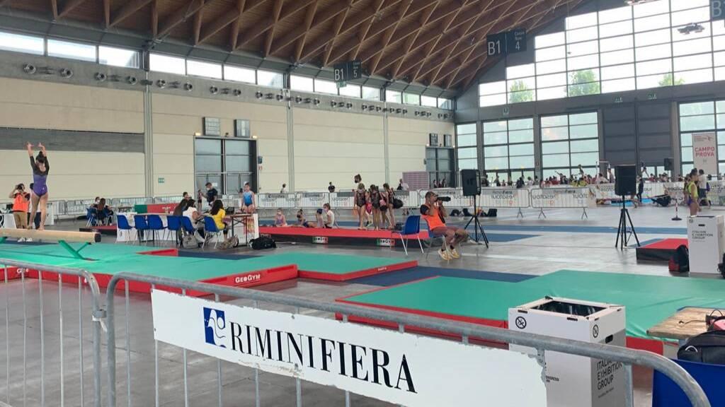 Finali Nazionali Silver Summer Edition 2021 Ginnastica Fiera di Rimini