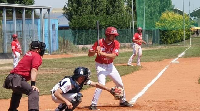 Fossano-Legnano Baseball