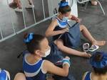 Ginnastica Perseverant Legnano in gara alle Finali di Rimini