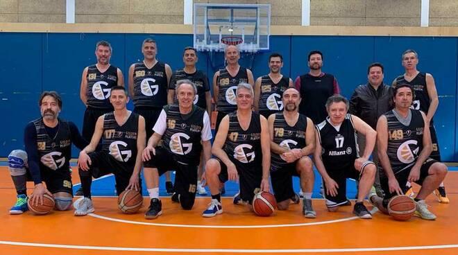 Golden Players Milano Basket veterani
