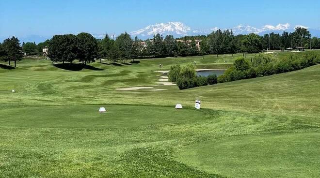 Golf Club le Robinie Solbiate Olona
