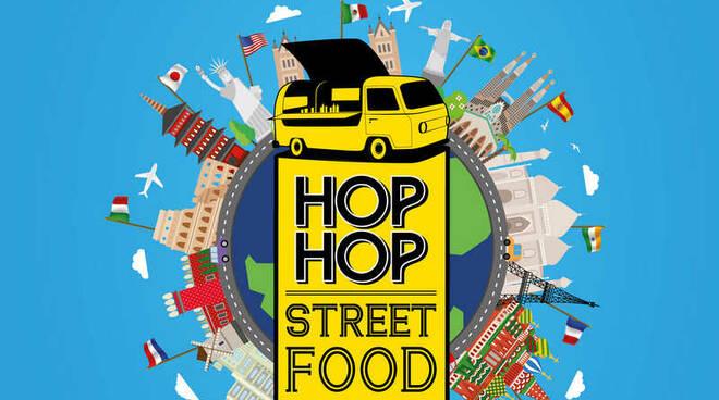 Hop hop street food a Castano Primo