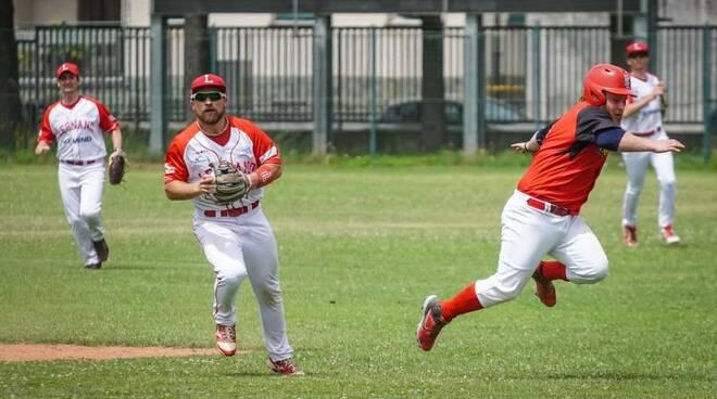 Legnano Baseball-Palfinger Reggio Rays