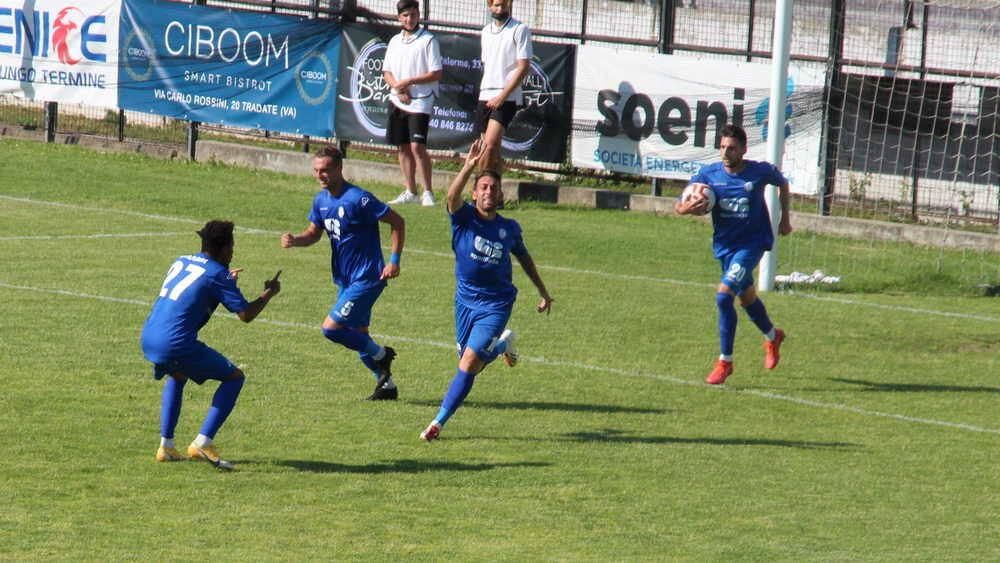 Legnano-Folgore Caratese 2-1